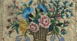 Выставка Старинные вышивки Музей Тропинина и московских художников его времени