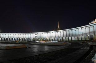 Ночь искусств 2020 в Музее Победы.