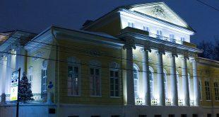 Ночь искусств 2020 в Государственном музее А. С. Пушкина.