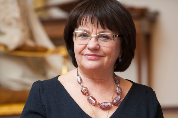 Генеральный директор ВСМЗ Светлана Мельникова.