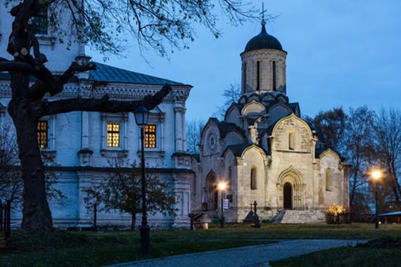 Ночь искусств 2020 в Музее имени Андрея Рублева.