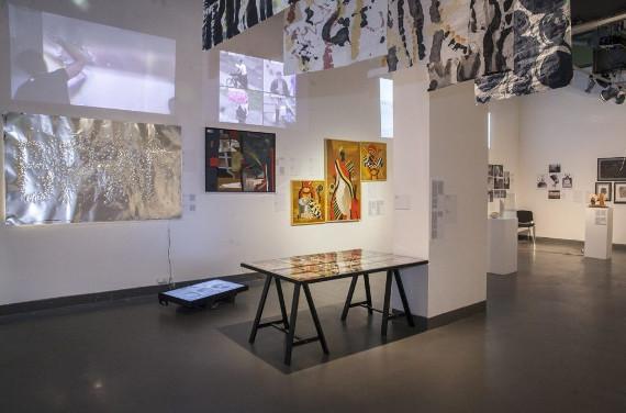 Выставка работ номинантов Премии имени Сергея Курёхина 2019 года