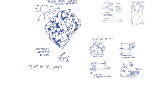 Ридинг-группа «Будущее в аэроцене: воздух как интерфейс для жизни»