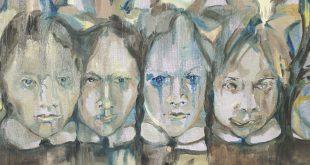 Выставка Мика Плутицкая Как в детстве карусель Artwin Gallery Cube Moscow