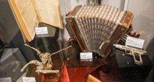 Выставка Фронтовой блокнот Музей Победы