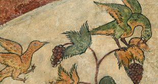 Презентация новых отреставрированных фрагментов росписей Троицкого собора Троице-Макарьева монастыря.