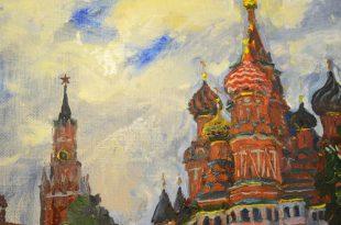 Покровский собор — неисчерпаемый источник вдохновения.