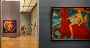 С 13 ноября 2020 по 15 января 2021 Третьяковская галерея приостанавливает временные выставочные проекты.