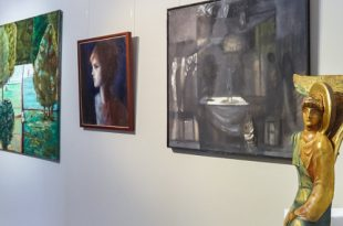 Галерее Назарова 7 лет. Выставка произведений из собрания галереи.