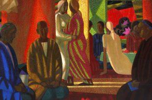 Азам и Светлана Атахановы. Исцеление живописью.