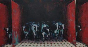 Проект ШАМОВ Выставка Тенгиза Шамова Галерея Ларина Краснодар