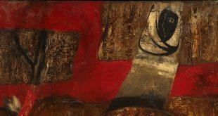 Михаил Екдишман. Пылающие краски.