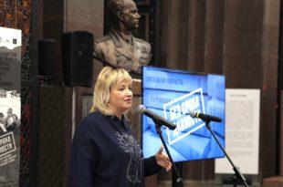В Музее Победы представили 23-томник о зверствах нацистов.