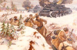 Память поколений: Великая Отечественная война в изобразительном искусстве.