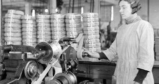 Индустриальная Италия. 1920–1960. Фотографии Джироламо Бомбелли.