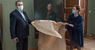 При поддержке КНАУФ возобновилась реставрация шедевров западноевропейской живописи Музея-усадьбы «Архангельское».