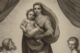 Линия Рафаэля. 1520–2020.