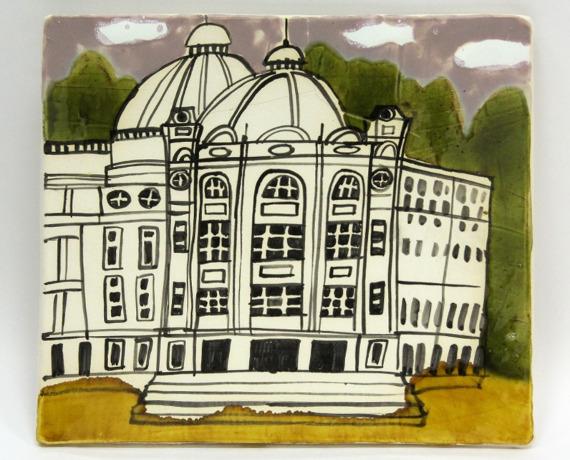 XVI Международный Сибирский фестиваль керамики Новосибирский государственный художественный музей