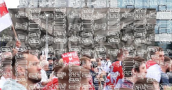 Выставка Фронтальная реальность Франтальная рэальнасць Галерее медиа арта 24 х 4 Санкт-Петербург