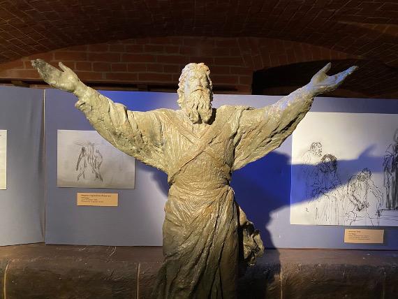 Альберт Чаркин. Предоставлено: Государственный музей истории религии, Санкт-Петербург.