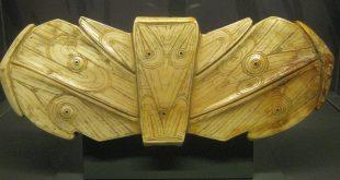 Мифы и вещи: искусство древних эскимосов Эквена.