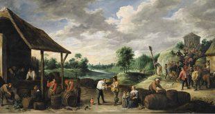 Шедевр Давида Тенирса Младшего «Урожай» станет топ-лотом аукциона Sotheby's «Старые мастера».