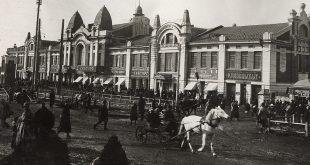 Выставка Дом на главной площади Новосибирский краеведческий музей