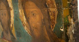 Выставка Обретение Иконы спасенные на чердаке Митрополичьи палаты Ярославский художественный музей