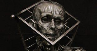 Выставка Александр Дедов Металлоформы Arts Square Gallery Санкт-Петербург