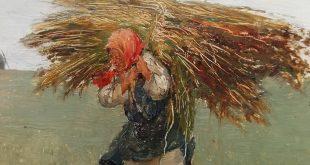 Ранние работы Ивана Шишкина и Филиппа Малявина в Художественной галерее Смоленска.