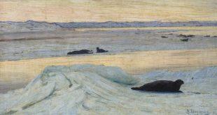 Выставка Северное сияние в Пензенской картинной галерее им. К.А. Савицкого