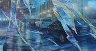 Выставка стрит арта Сторона 3 в Краснодарском краевом художественном музее имени Ф.А. Коваленко.