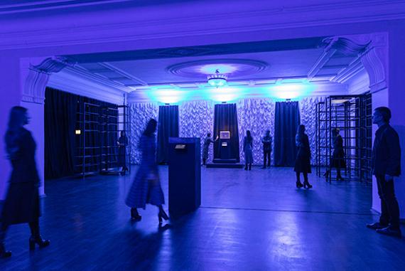 Выставка EVENT HORIZON ГОРИЗОНТ СОБЫТИЙ ГЦСИ Санкт-Петербург в Филиале ЦВММ Кронштадтская крепость.
