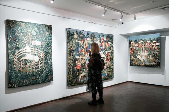 Авторская экскурсия по выставке Кати Исаевой Музей природы Московский музей современного искусства 28 января