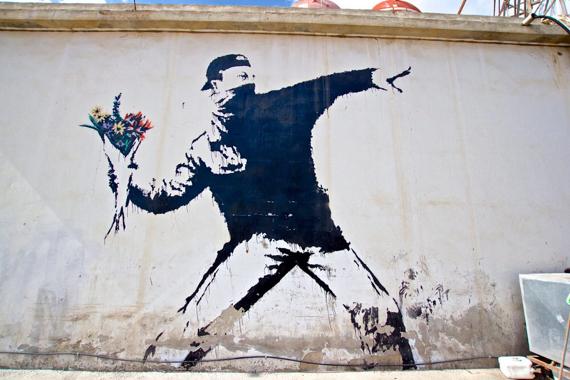Выставка Бэнкси и уличное искусство в Самарском областном краеведческом музее им. П.В. Алабина