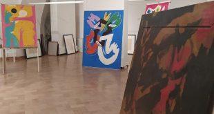 Выставка Элий Белютин Границы реальности Тверская областная картинная галерея