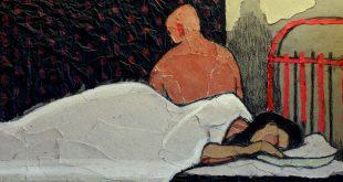 Выставка Геннадий Агафонов Внутри/Снаружи Галерея Борей Санкт-Петербург Композиции из картона и бумаги