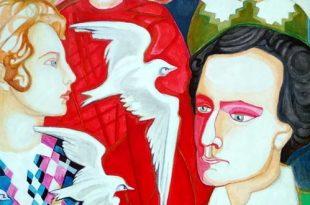 Маргарита Юркова Персональная выставка Центр пропаганды изобразительного искусства Владимир