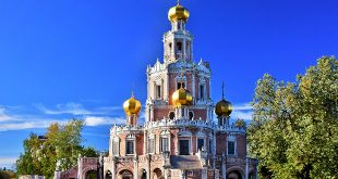 Онлайн лекция «На пути к барокко: русская архитектура XVII века».
