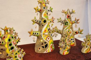 I триеннале декоративного искусства в Пензе.