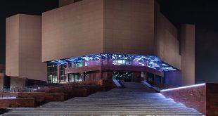 Музейный центр «Площадь Мира» в Красноярске попал в число ведущих музеев Европы.