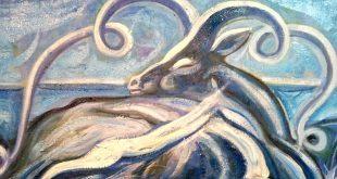 Выставка Новый Музей Аслана Чехоева Петербург Андрей Баззаев-Скиф Классика в прочтении авангарда Нартский эпос осетин