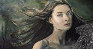 Выставка Валерия Петрова В зелёных тонах Галерея-мастерская Варшавка