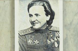 Выставка Женщины – Герои Музей Победы