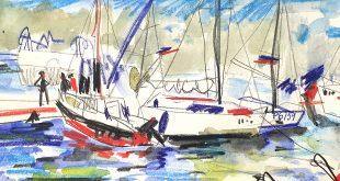 Выставка Мечты о море РОСИЗО в Павильоне Книги на ВДНХ