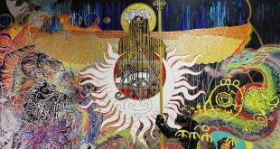 Выставка Анна Осипова Зыбкая ткань реальности Галерея Голубая Гостиная Санкт-Петербургского Союза художников