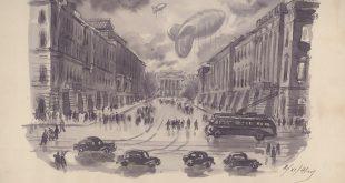 Рисуя блокаду. Дневник архитектора Я.О. Рубанчика. 1941-1944.