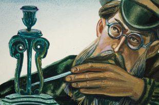 Выставка Рисунки на столе Книжная графика Дмитрия Иконникова Галерея Открытый Клуб