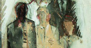 Выставка Валерий Лукка Бродяга и Борей Музей Анны Ахматовой в Фонтанном Доме Санкт-Петербург