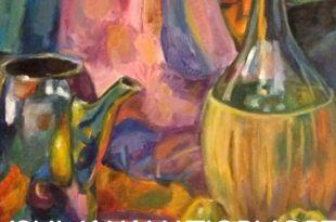 Выставка Юлия Тарусина Жизнь как натюрморт Музейный комплекс им. И.Я. Словцова в Тюмени